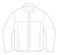 Jacket by Surabaya Helmet